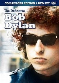 Cover Bob Dylan - The Definitive Bob Dylan [DVD]